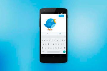 Come postare foto e video su Twitter da Android